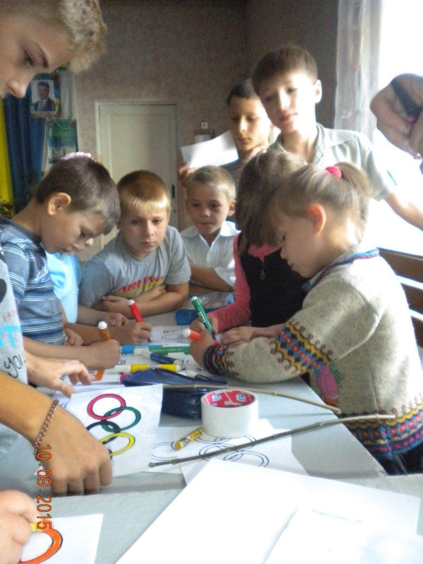 В Красноармейске завершилась Олимпийская неделя (фото) - фото 2
