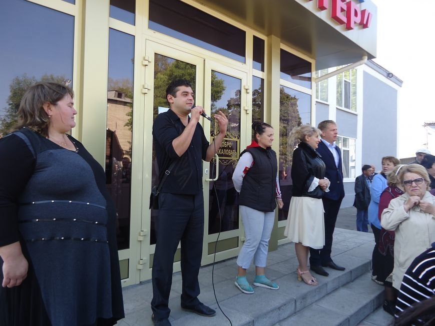 В городе Родинское состоялся митинг в поддержку Константина Киселева (фото) - фото 1