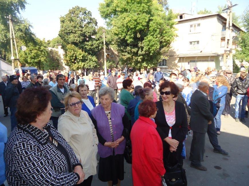 В городе Родинское состоялся митинг в поддержку Константина Киселева (фото) - фото 2