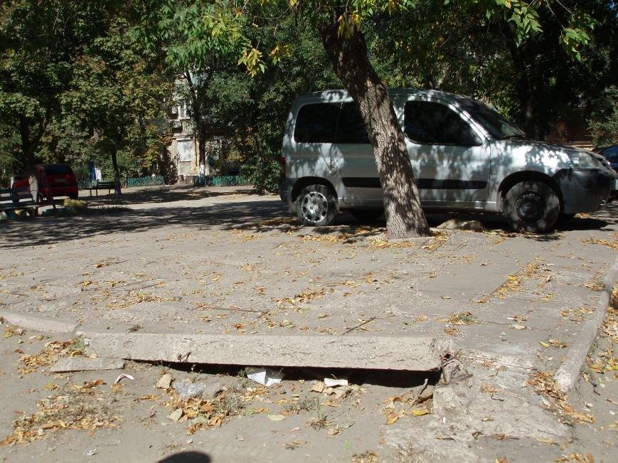 Мариупольцы грозились перекрыть движение транспорта на улице Блажевича (ФОТО) (фото) - фото 5