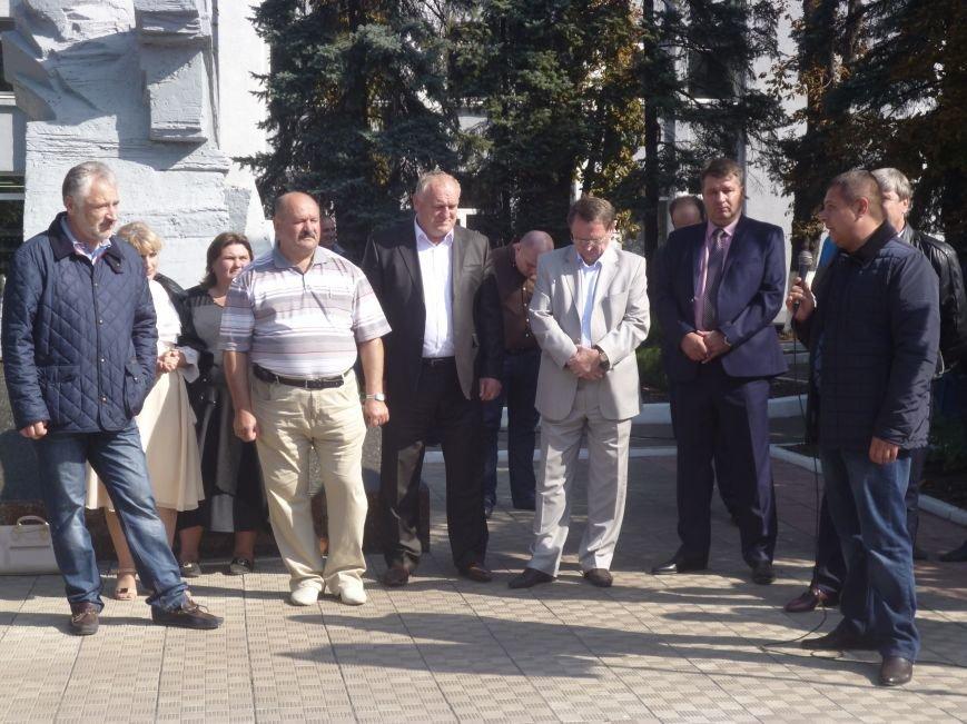 Губернатор на ГП «УК» Краснолиманская»: «Пока обещать ничего не буду, но в Министерстве и с Президентом предстоит серьезный разговор» (фото) - фото 5