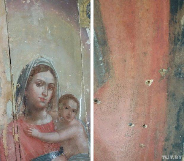 В Гомельской епархии обнаружили уникальную икону XVI века, фото-2