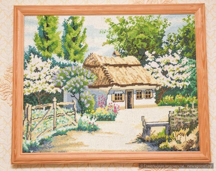Пенсионерка из Гомеля своими вышивками покорила Европу (фото) - фото 3