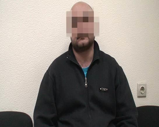В Киевской области СБУ задержала экс-милиционера за сотрудничество с террористами (ФОТО) (фото) - фото 3