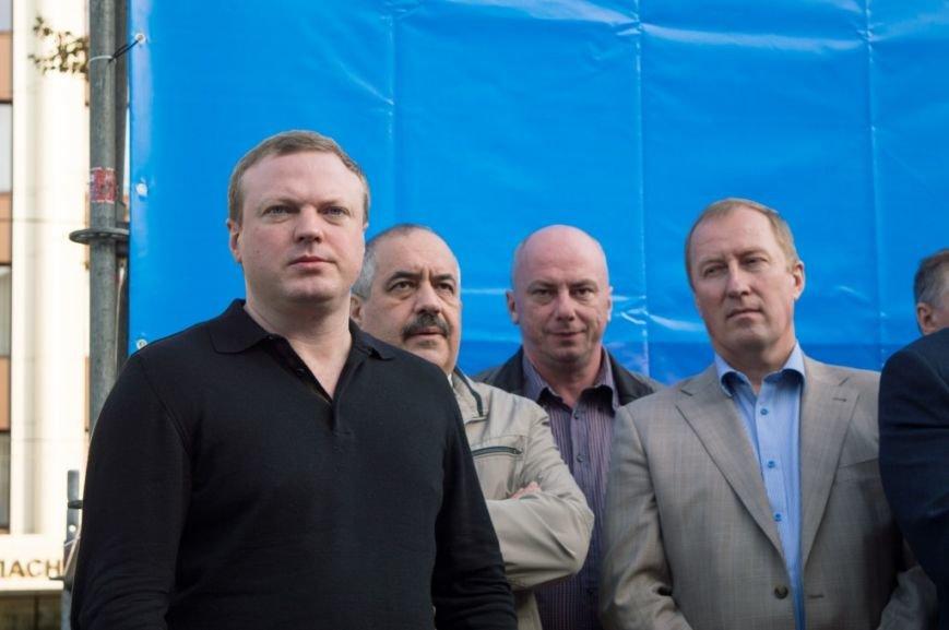 На партию «Відродження» в Днепропетровской области осуществляется атака партий-клонов, фото-1