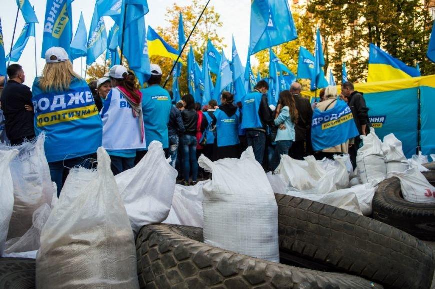 На партию «Відродження» в Днепропетровской области осуществляется атака партий-клонов, фото-7