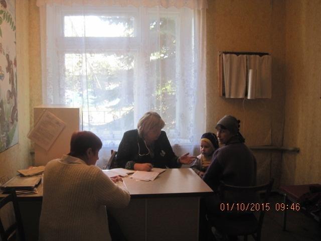 Произведена медицинская помощь населению Криворожья (фото) - фото 1