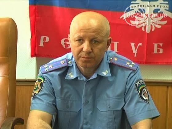 Бывший начальник Мариупольской милиции хочет быть мэром Новоазовска (ВИДЕО) (фото) - фото 1