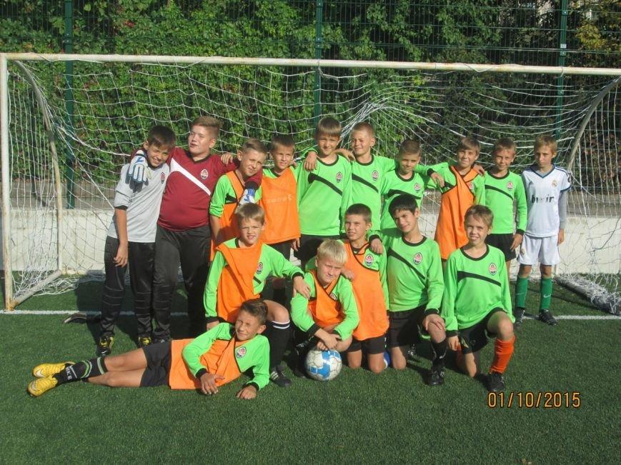 В Макеевке состоялось открытие детской футбольной Лиги (фото) - фото 1