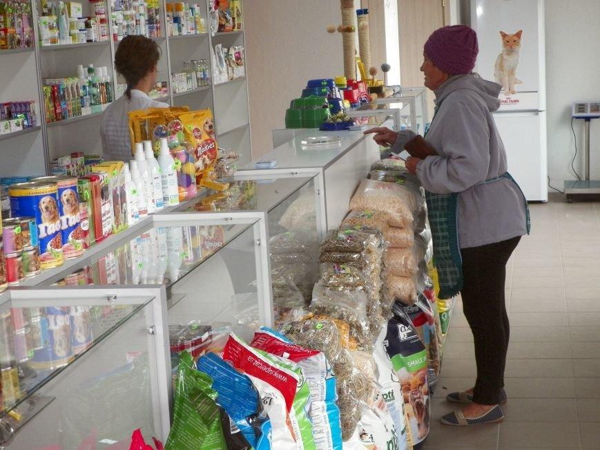 В центре Николаева появилась аптека для домашних любимчиков, фото-6