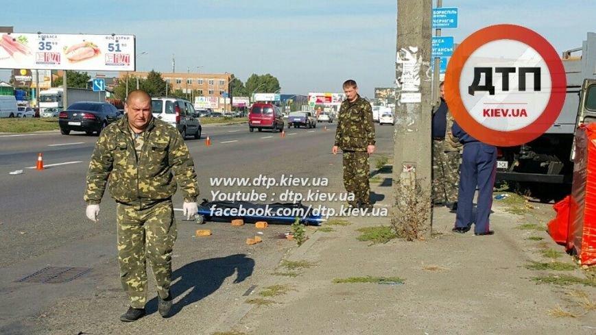В Киеве на Кольцевой водитель Honda насмерть сбил пешехода (ФОТО), фото-2