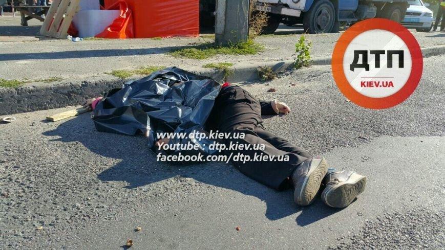 В Киеве на Кольцевой водитель Honda насмерть сбил пешехода (ФОТО), фото-6