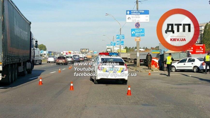 В Киеве на Кольцевой водитель Honda насмерть сбил пешехода (ФОТО), фото-4