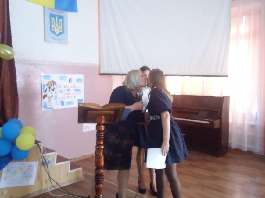 В Димитрове преподавателей поздравили с профессиональным праздником (фото) - фото 7