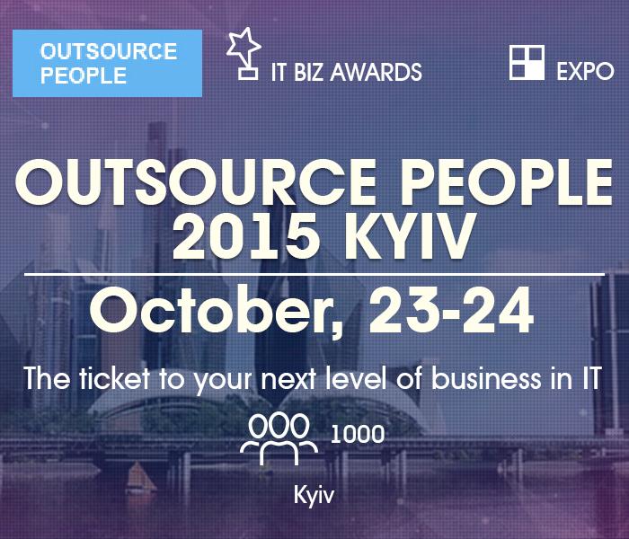 Outsource People +2015 Kyiv - головна подія року в IT аутсорсингу (фото) - фото 2