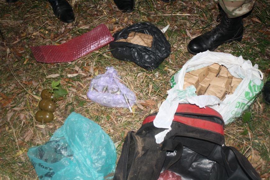 В Сумах СБУ разоблачила тайник с гранатами и патронами (ФОТО), фото-1