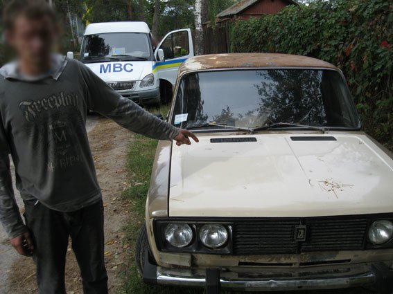 Студент из Чернигова стал серийным угонщиком авто (фото) - фото 1