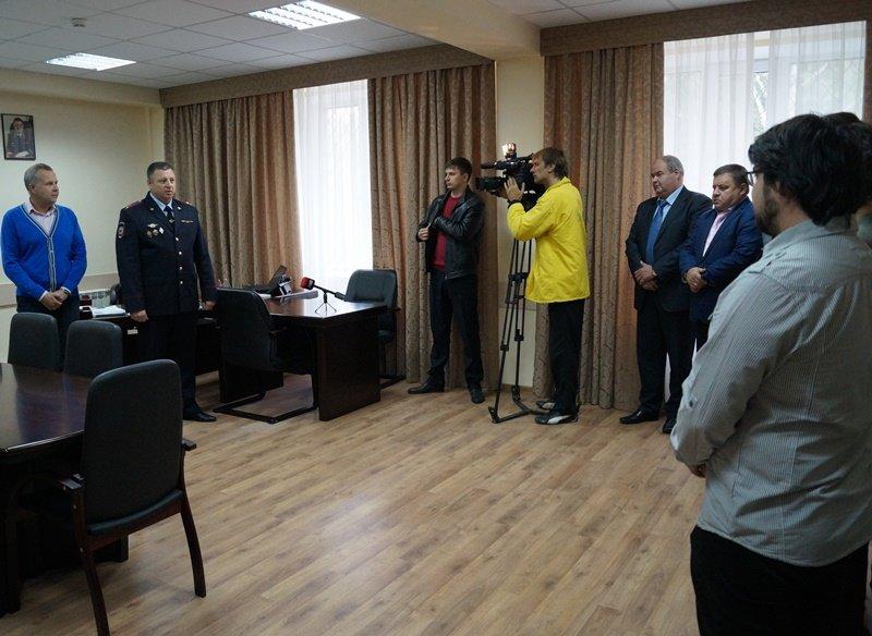 Граждане помогли полицейским задержать грабителя (ФОТО) (фото) - фото 1
