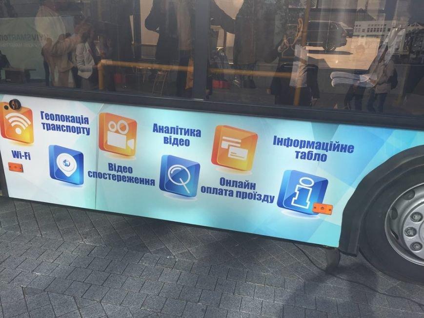 """На улицах Киева появятся """"умные"""" автобусы с Wi-Fi (ФОТО), фото-1"""