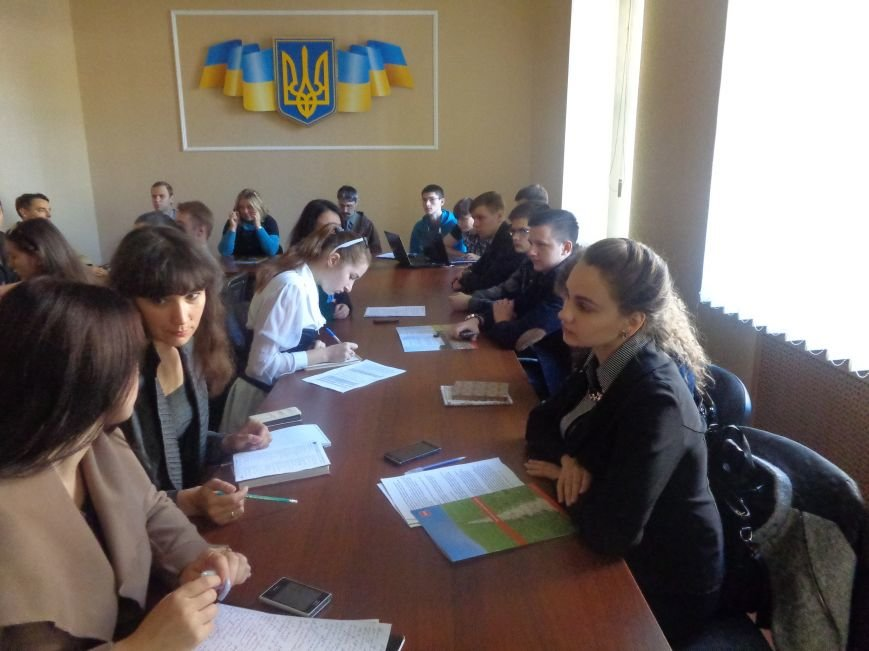 «Есть тысячи «нет» для каждого «да»» - в ДонНТУ Красноармейска прошел круглый стол, посвященный корпоративной культуре (фото) - фото 3
