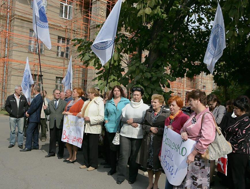 Морская партия отстояла своих кандидатов в суде (фото) - фото 3