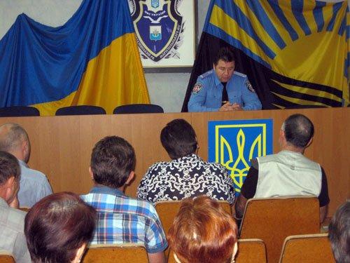 Мариупольская милиция приступила к охране избирательных пунктов (ФОТО), фото-5