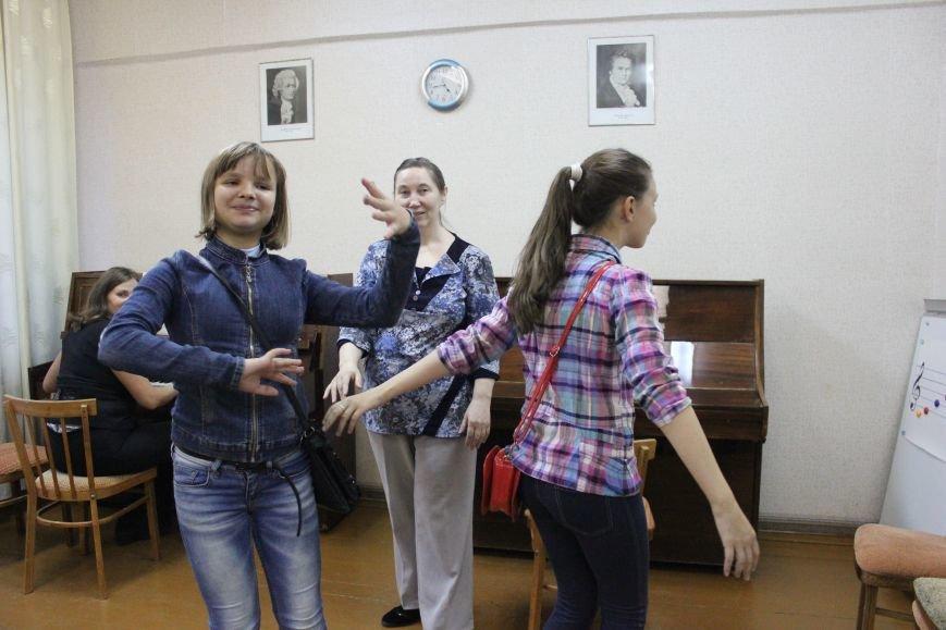 Юные музыканты отметили день музыки, фото-1