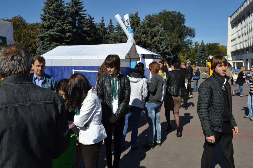 В Днепродзержинске проходит выставка энергосберегающей продукции, фото-7