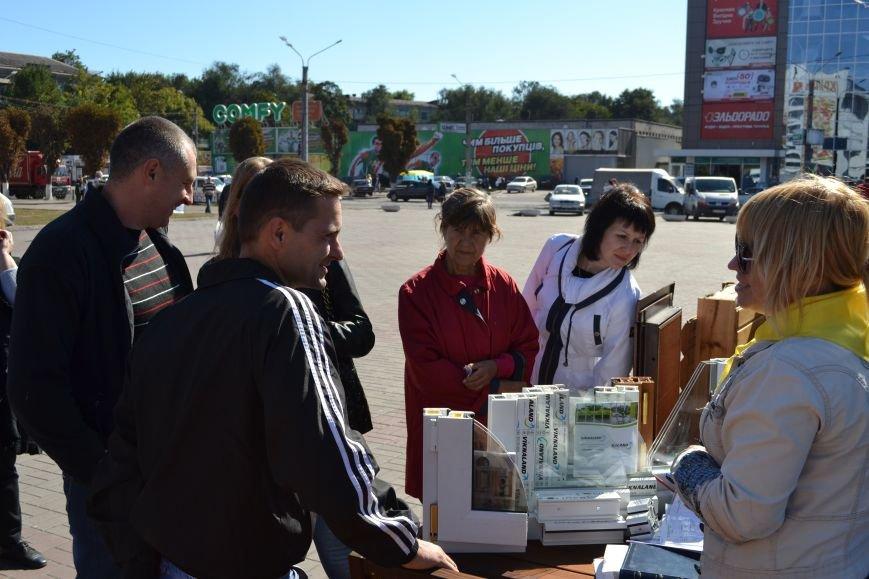 В Днепродзержинске проходит выставка энергосберегающей продукции, фото-6