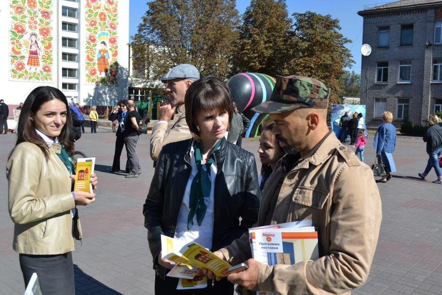 В Днепродзержинске проходит выставка энергосберегающей продукции, фото-3