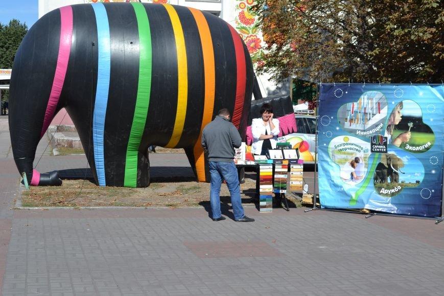 В Днепродзержинске проходит выставка энергосберегающей продукции, фото-8