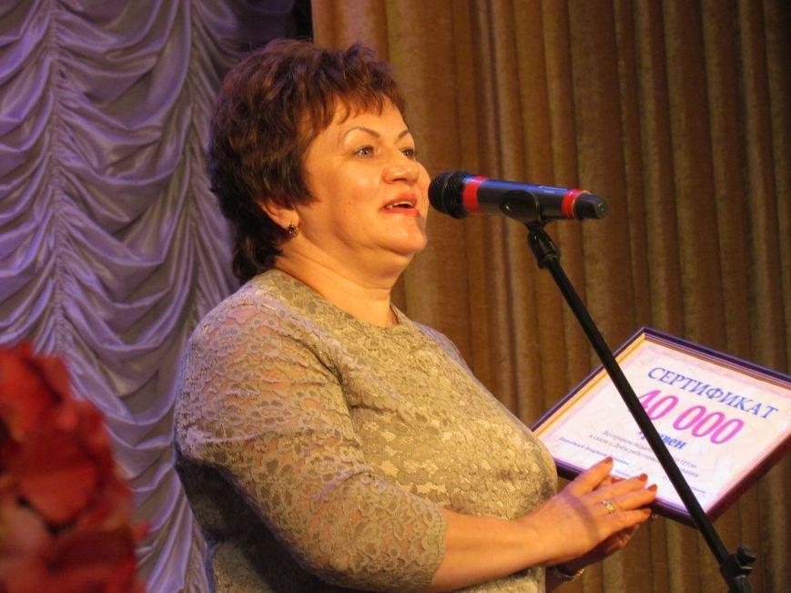 В Мариуполе педагоги принимали поздравления в канун профессионального праздника (ФОТОРЕПОРТАЖ), фото-14