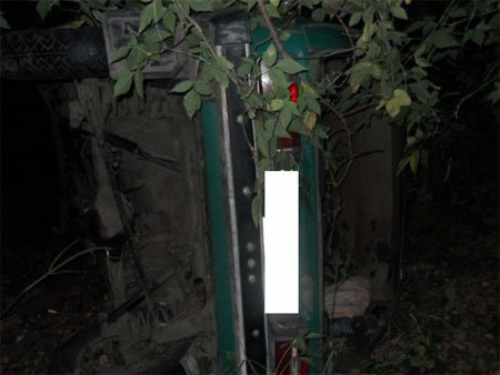 На Сумщине в ДТП разбился 49-летний мужчина (ФОТО+ВИДЕО) (фото) - фото 1