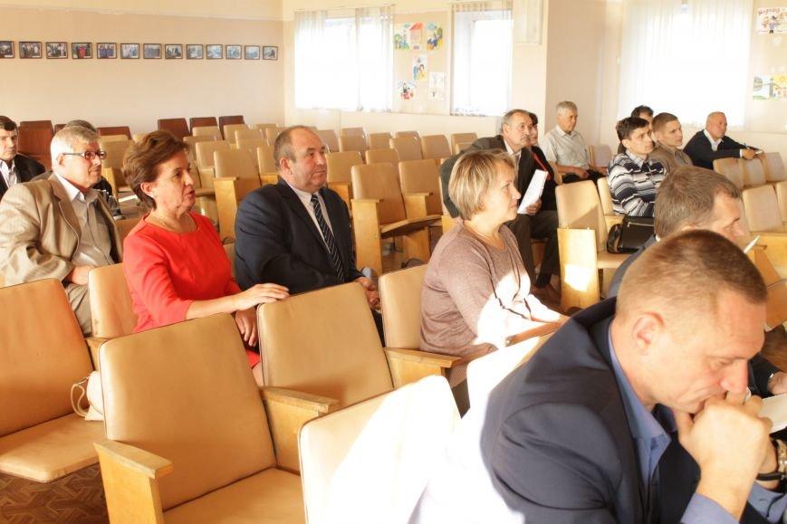 Начальник горотдела Доброполья порекомендовал не впутывать милицию в политику (ФОТО), фото-3