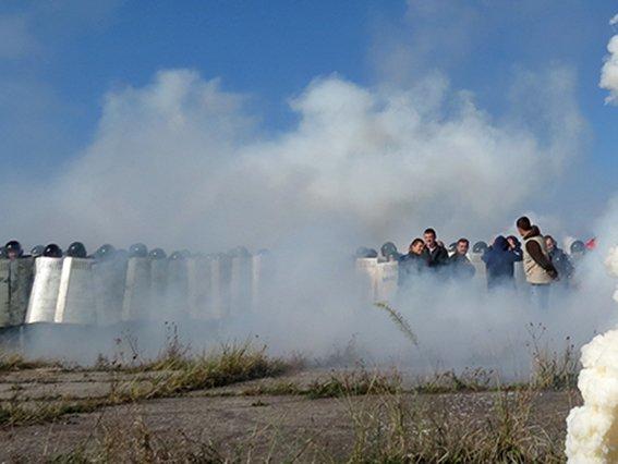 Правоохоронці провели навчально-штабні тренування під умовною назвою «Хвиля» (ФОТО) (фото) - фото 1