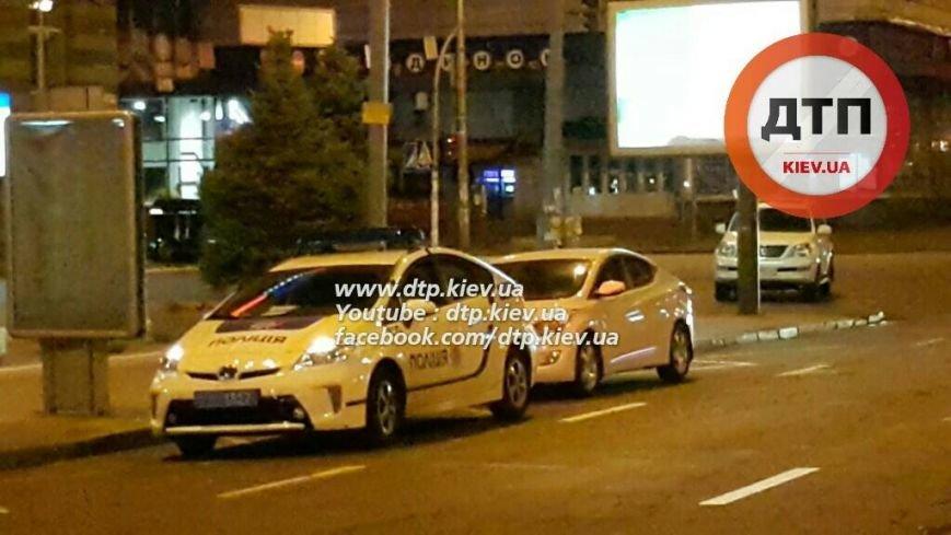 В Соломенском районе водитель микроавтобуса сбил пьяного пешехода (ФОТО), фото-5