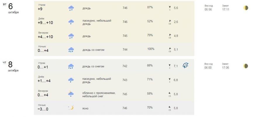 Первый снег придет в Ульяновск уже на следующей неделе (фото) - фото 1