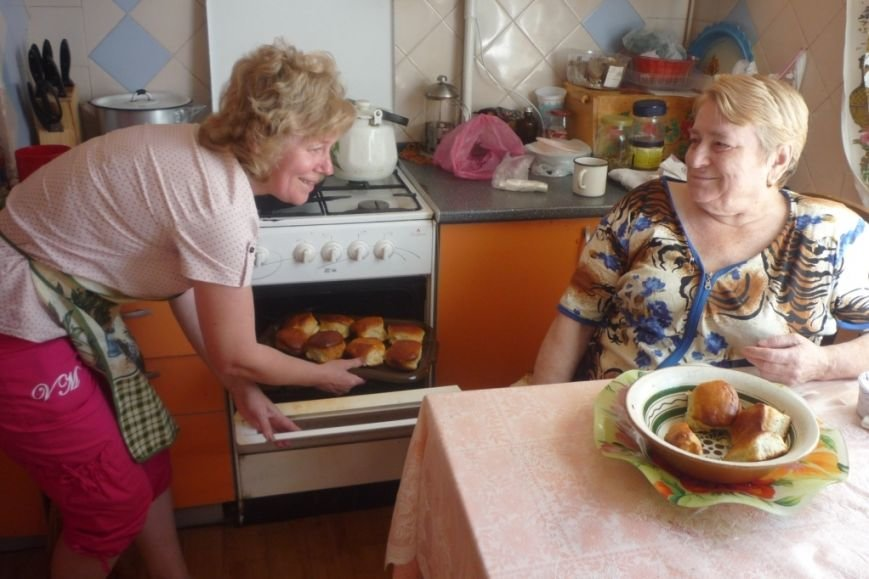 Социальный рабочий: доброта как норма жизни (фото) - фото 1