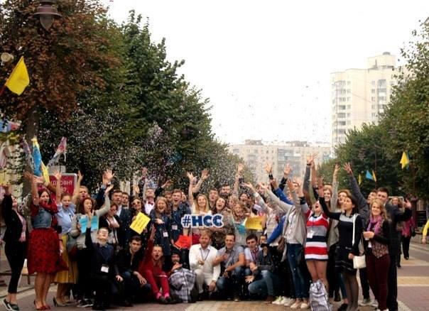 ДонНТУ Красноармейска принял участие во Всеукраинском форуме, посвященном студенческому самоуправлению и лидерству (фото) - фото 2