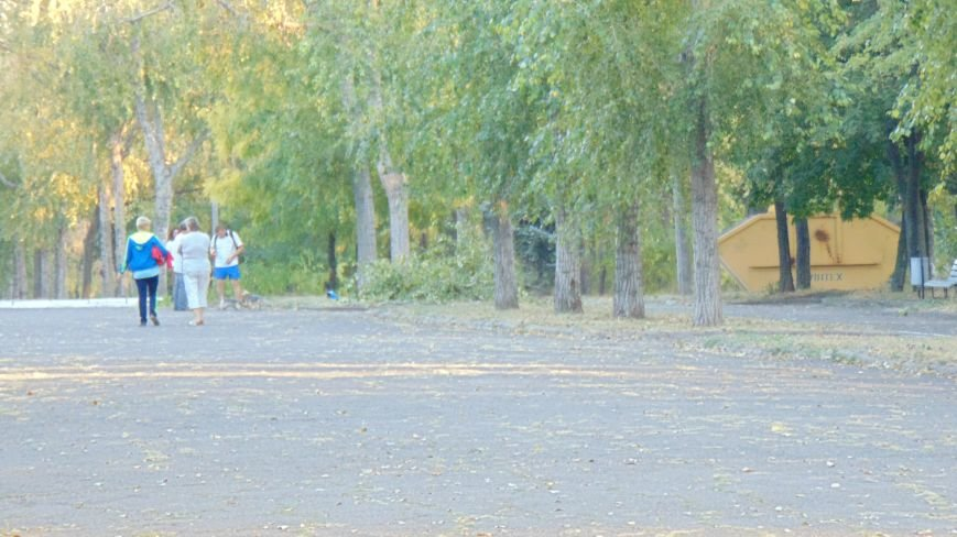 В Приморском парке появились мусорники для неимоверных великанов (ФОТОФАКТ) (фото) - фото 3