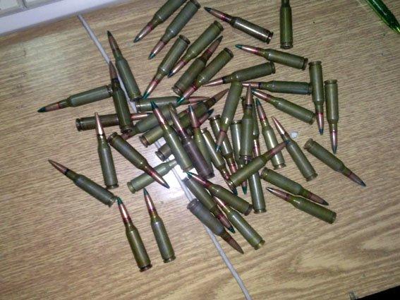 Разоружение по-красноармейски: 2 снаряда и 90 патронов (фото) - фото 1