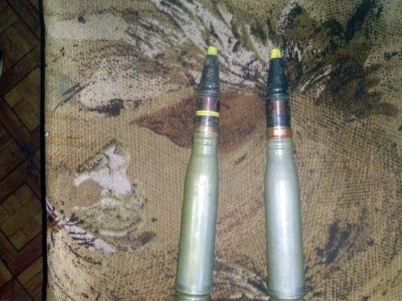 Разоружение по-красноармейски: 2 снаряда и 90 патронов (фото) - фото 2
