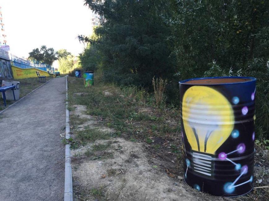 В Киеве появились арт-урны (ФОТО), фото-6