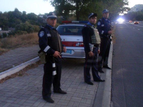 ГАИ устроила в Мариуполе  облаву на пьяных водителей (фото) - фото 2