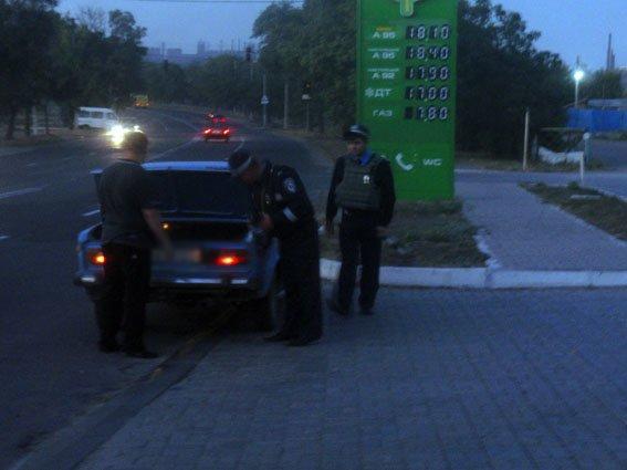 ГАИ устроила в Мариуполе  облаву на пьяных водителей (фото) - фото 1