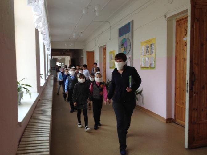 Полевских школьников научили основам спасения (фото) - фото 2
