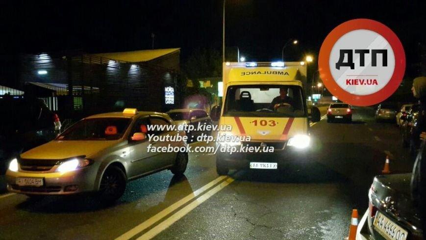 В Шевченковском районе в ДТП пострадало 4 человека (ФОТО), фото-1