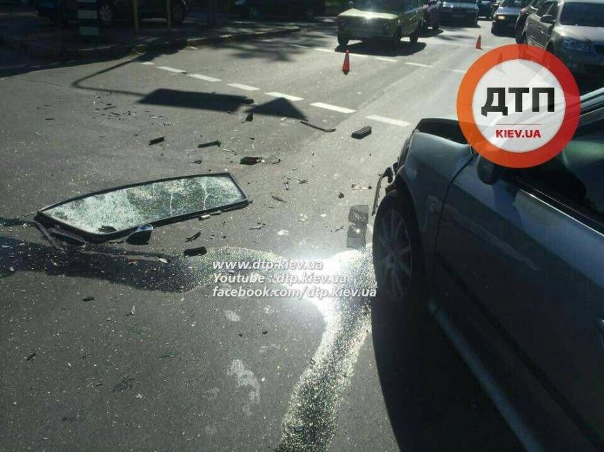 На Городской произошло ДТП, есть пострадавшие (ФОТО), фото-1