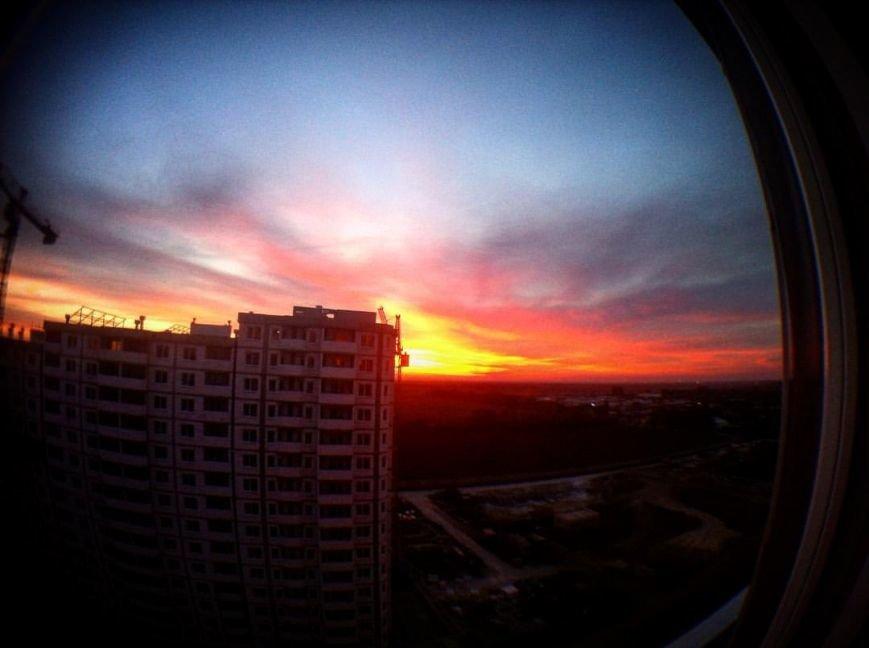 Погода подарила Одессе невероятно красивый закат (ФОТО) (фото) - фото 1