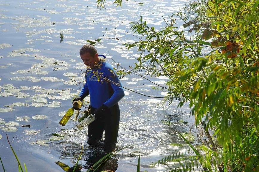 В Полтаві провели прибирання річки (ФОТО), фото-12